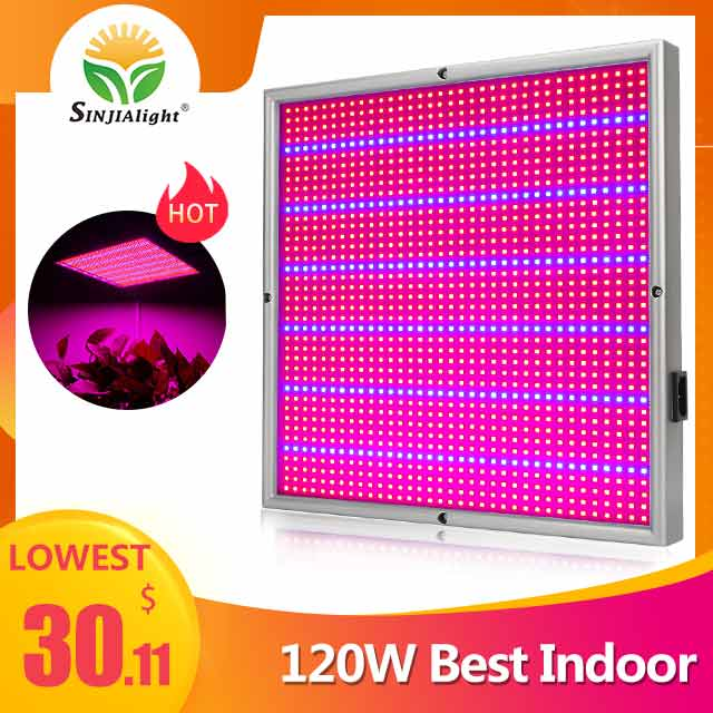 120W 1365leds SMD Epistar Indoor Grow Light - SINJIAlight