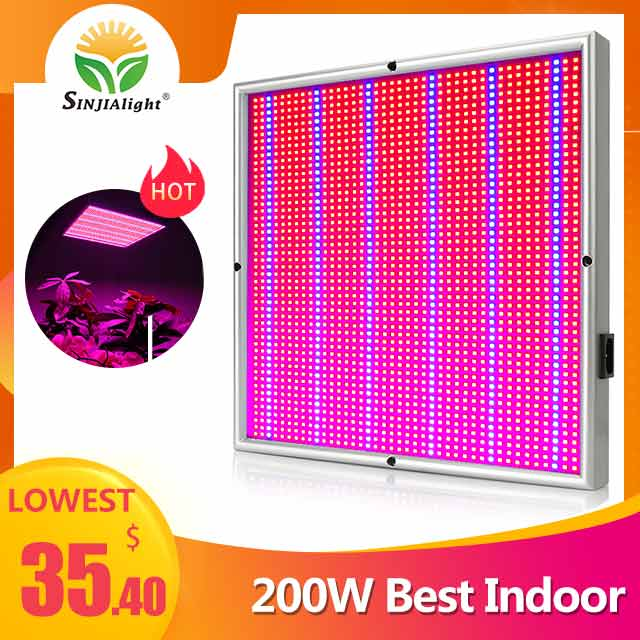 200W 2009leds Indoor Grow Light - SINJIAlight