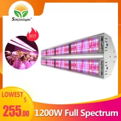 1200W 448leds Full Spectrum Waterproof Grow Light - SINJIAlight
