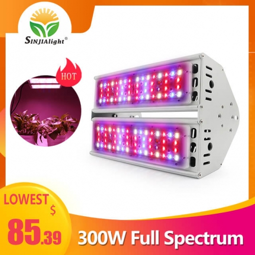 300W 112leds Full Spectrum Waterproof Grow Light - SINJIAlight