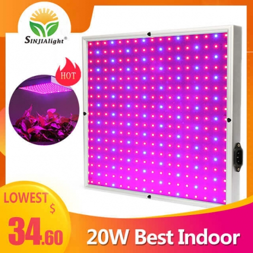 20W 289leds Indoor Grow Light - SINJIAlight