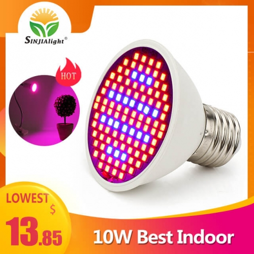 [4pcs]10W 106leds Indoor Grow Light - SINJIAlight