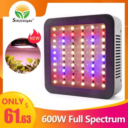 Full Spectrum 600w Led Grow Light Yield For Sale - SINJIAlight