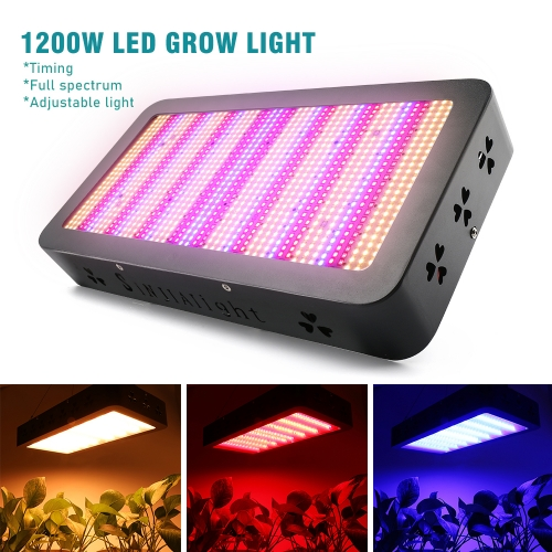 1200 Leds Full Spectrum 1200w Grow Light- SINJIAlight