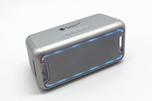 NewRixing NR-2011 Portable Wireless Mini Bluetooth Speaker, Small Digital Multimedia Speaker For Cellphone,Tablets, Computer, Notebook, Mp3, Mp4…….