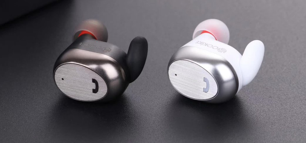 COKIKE BL-R1 Wireless Bluetooth Mini Earphone