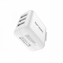 ONDA-A12 US Plug Smart 3 USB Power Adapter Travel Charger For Mobile phone and Tablets