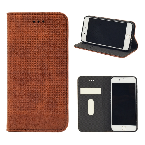 Style 17 Magnetic Cover Flip Protective Cases Supplier Credit Card Leather Case for Smartphone
