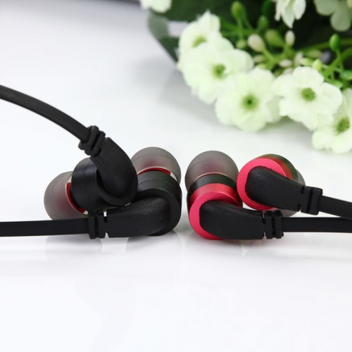 BL-K320 Bluetooth earphones Wireless earbuds Suppliers Metal Short Wired Bluetooth Sports Small In-Ear Stereo for Handset and Tablets