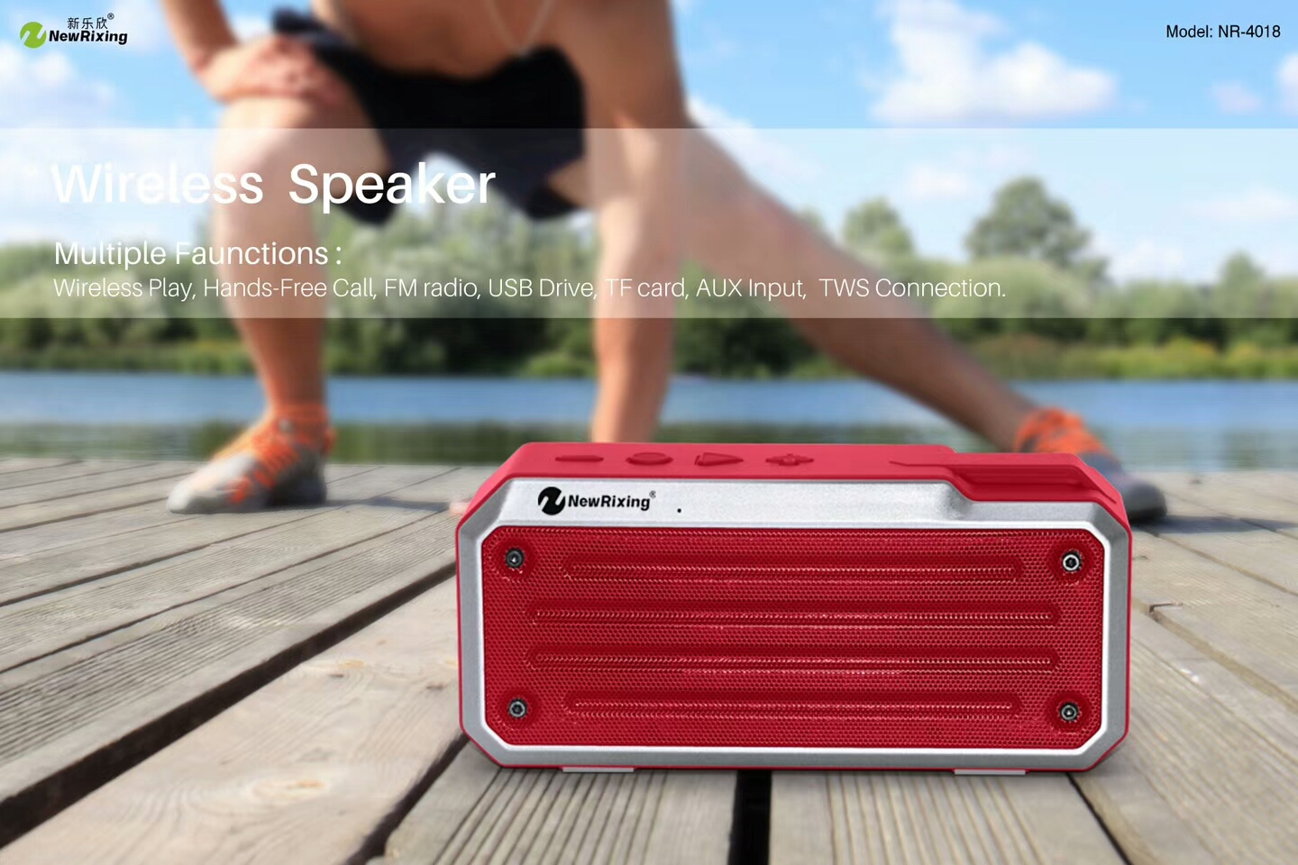 Active Mini Speaker