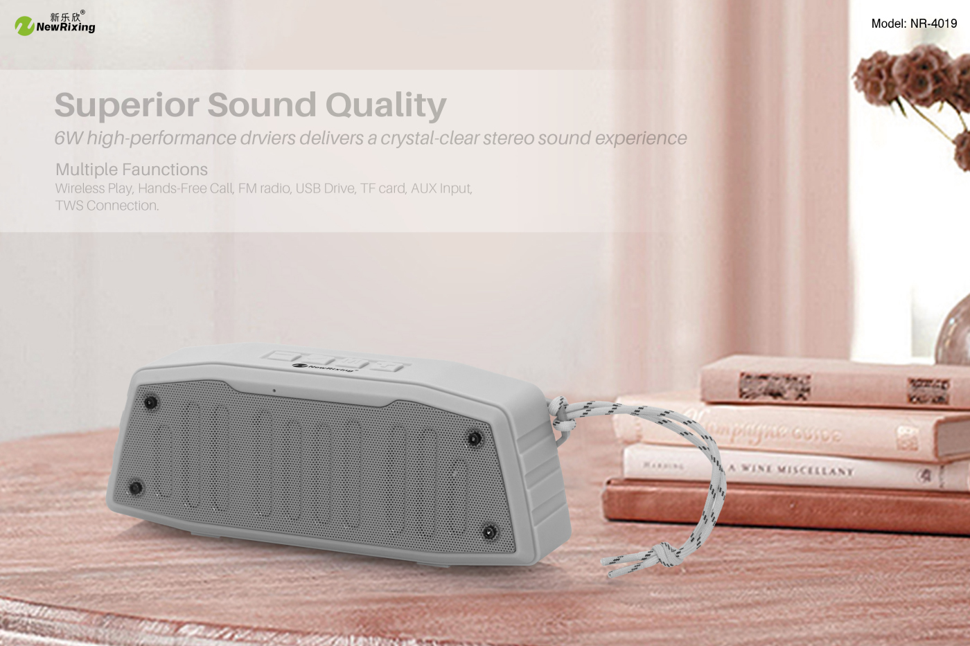 Bluetooth Active Speaker Supplier