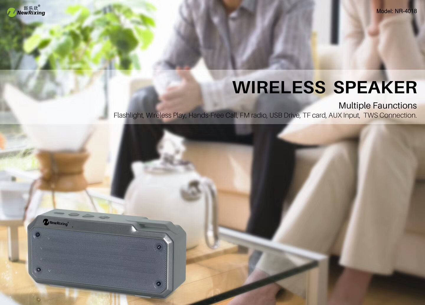 Wireless Small Speaker Wholesalers