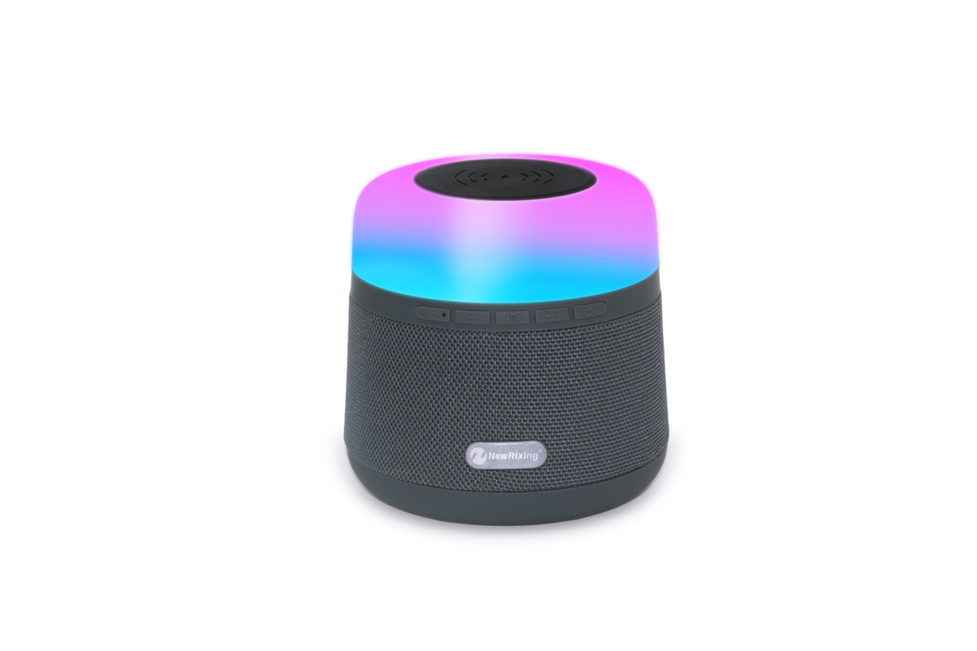 Bluetooth Speaker with Wireless charging function