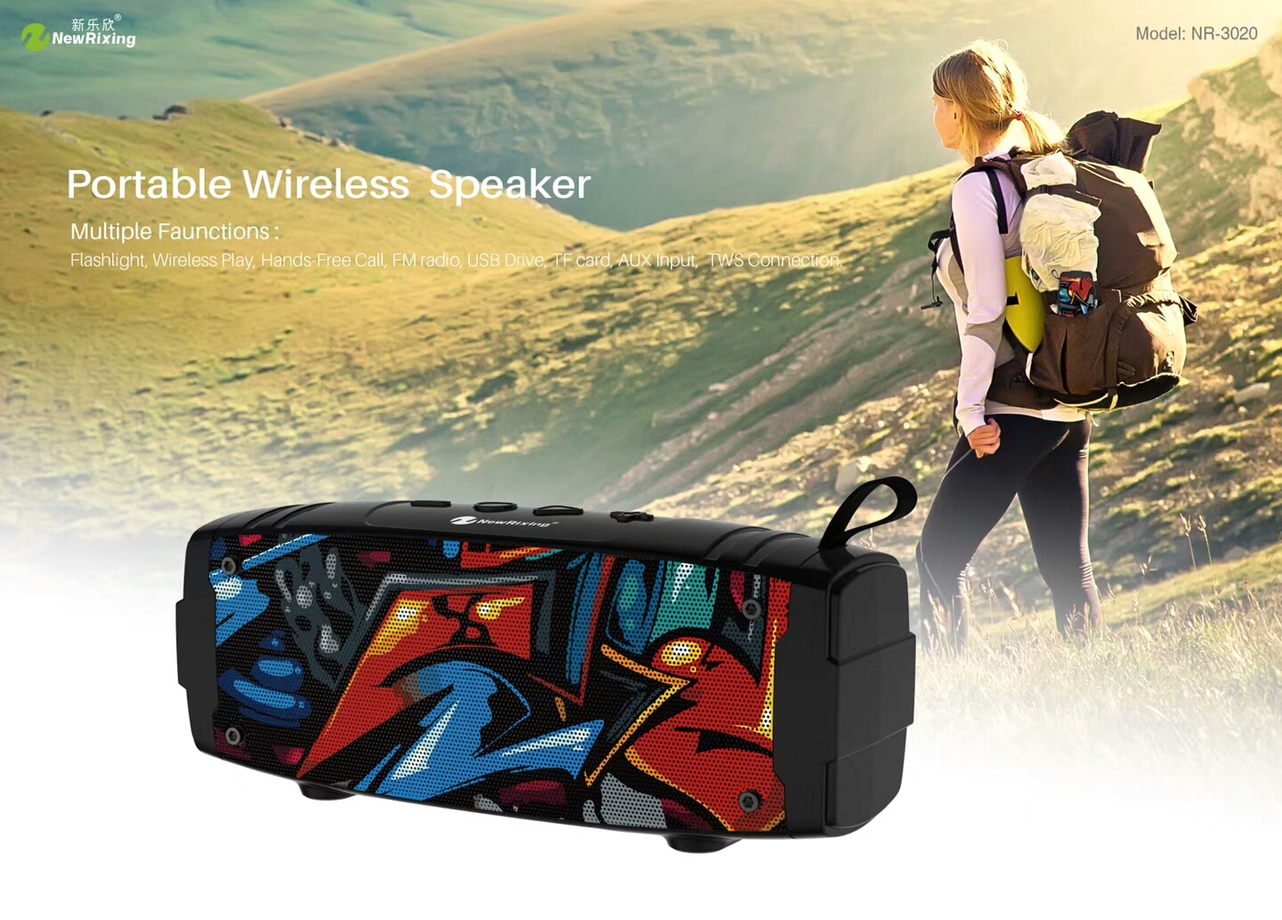 Outdoor Portable Speakers Wholesaler