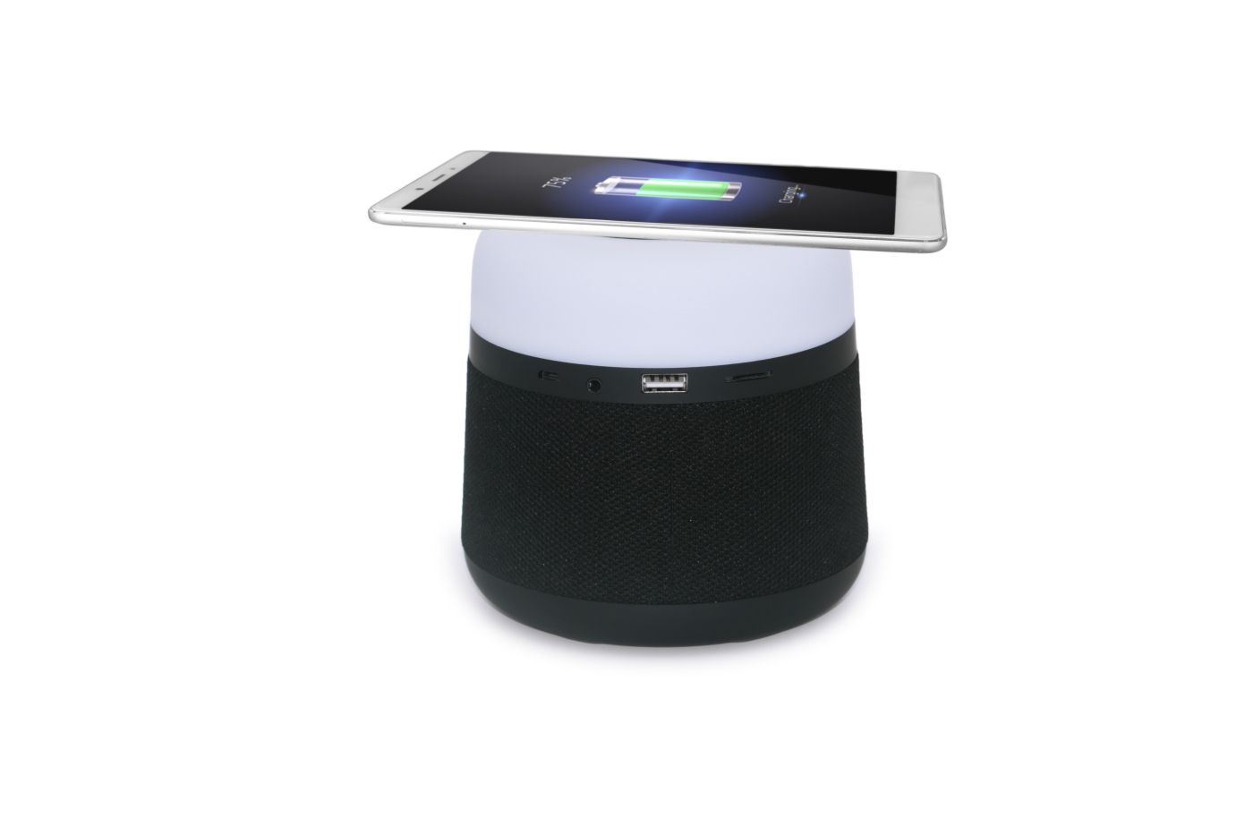 Portable Speaker with Power bank function