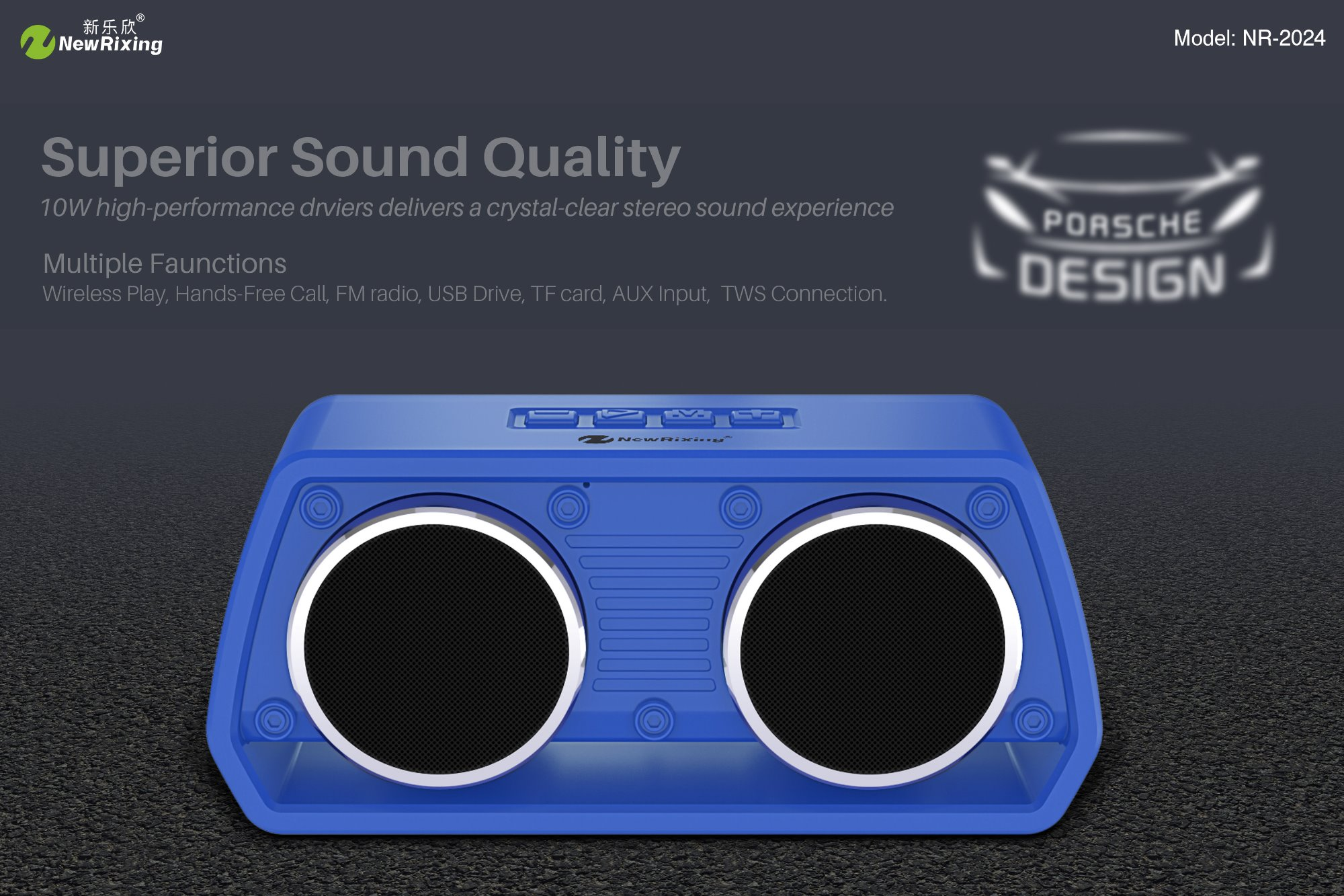 Sports Mini Speaker Exporters