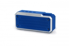 NR-4018 Small Speaker Manufacturer Active Mini Speaker TWS function Metallic appearance Excellent sound quality