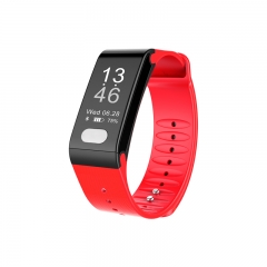 TLWT6 smart activity band smart watch fitness activity tracker Factory ECG/PPG(Electrode+Optical) for blood pressure