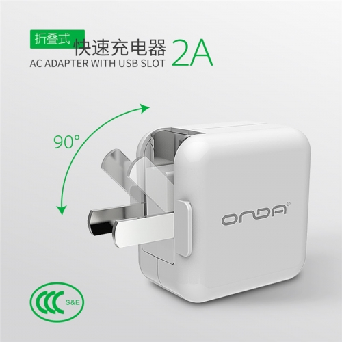 A11 2.1A sam sung charger Supplier Cellphone Wired travel Charger US Plug For Cellphone and Tablets