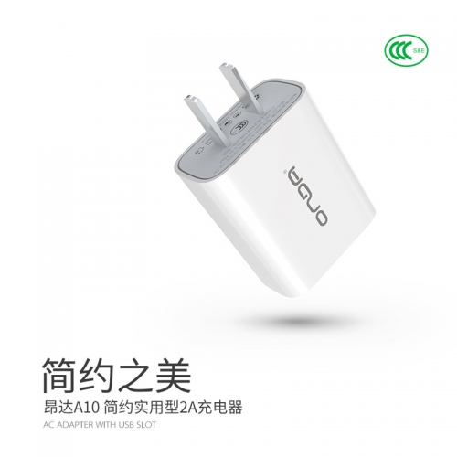 A10 2.1A usa charger Exporter original mobile charger Manufacturer US Plug For Cellphone and Tablets