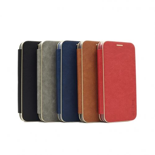 M15-020 Folio phone Cover Case Supplier Smartphone Magnetic absorption Wallet Case Scrape prevention Shockproof
