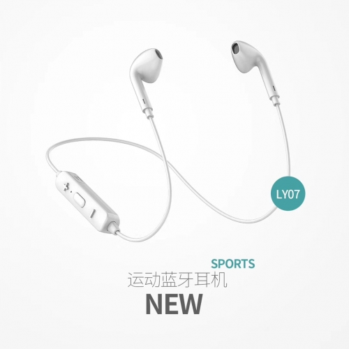 LY07 Wireless Headphone Manufacturer Universal earpiece Supplier Sports Designed in the ear bass shock