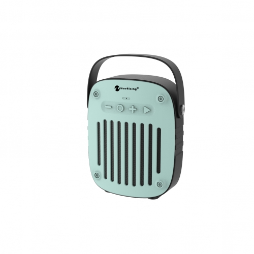 NR-4014 Waterproof Outdoor Speaker Wholesaler Active Small Speakers TWS function portable handle