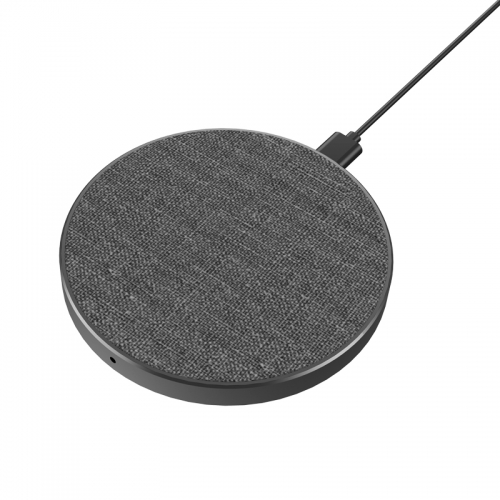 MC-30 10W charging pad Wholesaler sam sung cordless charger Mat High quality fabric material over voltage protection For Cell phone