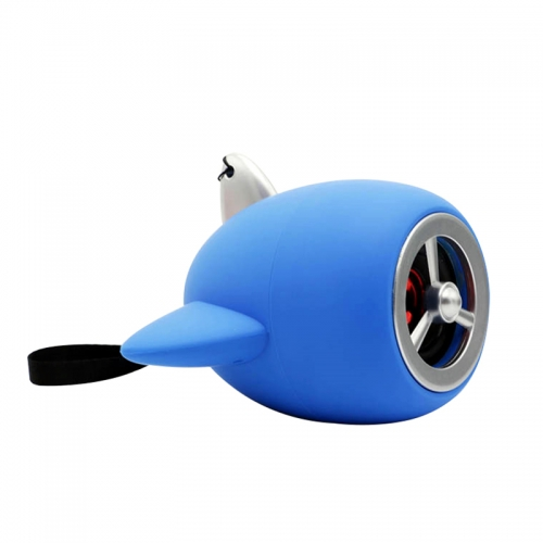 NR-1015 Multimedia Speaker Wholesaler Bluetooth Small Speaker Exporter Plane shape appearance Comfortable hand feeling