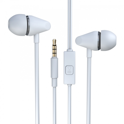 FS-31 retractable earphones mobile phone earbud Manufacturer Wired In-Ear Stereo High-performance speakers For Smartphone and Tablets