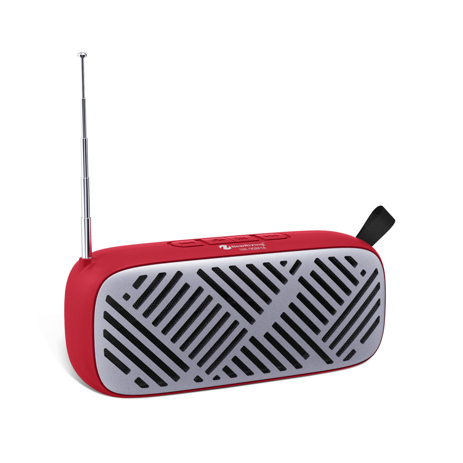 NewRixing NR-908FM Small Bluetooth Speaker Exporters
