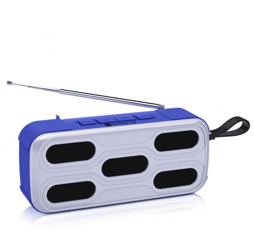 NR-3018FM Bluetooth Wireless Speaker Exporter Outdoor Wireless Speaker With an antenna more powerful in Radio fuction