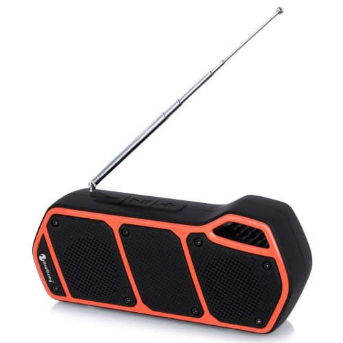 NR-5011FM Wireless Small Speaker Wholesalers Digital Speakers Upgrade antenna TWS function