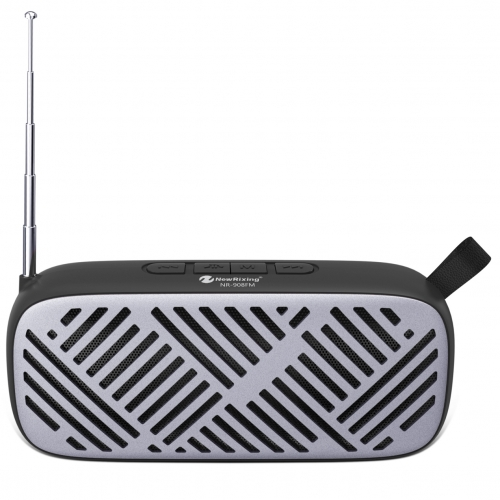 NR-908FM Mobile Speaker Manufacturer Small Bluetooth Speaker Exporters High performance more powerful in Radio fuction
