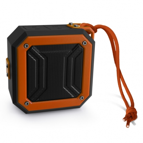 NR-103 Wireless Waterproof Speakers Supplier Wireless Outdoor Speaker Dedicate craftwork nice hand feeling