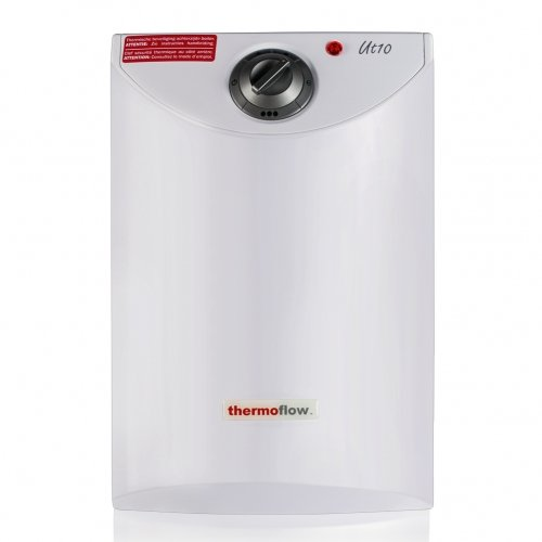 Thermoflow UT10 2.6-Galllons Electric Mini-Tank Water Heater, 1.5kW at 120 Volts