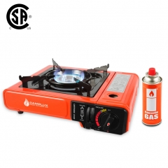 Camplux New Portable Outdoor Camping Butane Gas Stove 8000BTU with Carrying Case