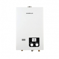 Camplux 10L 2.64 GPM High Capacity Tankless Natural Gas Residential Water Heater