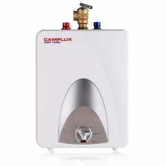 Camplux ME25 Mini Tank Electric Water Heater 2.5Gallon, 120 Volts