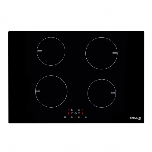 "Gasland Chef IH77BF Induction Cooktop, 30"" Built-in 4 Burners Electric Induction Stove Top, Black"