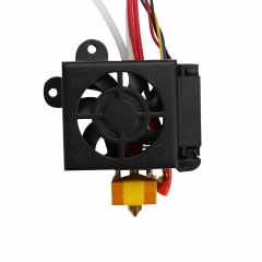 Creality 3D Full Assembled Extruder Kits With 2PCS Fans Fan Cover Air Connections Nozzle Kits for CR-10S Series 3D Printer Parts