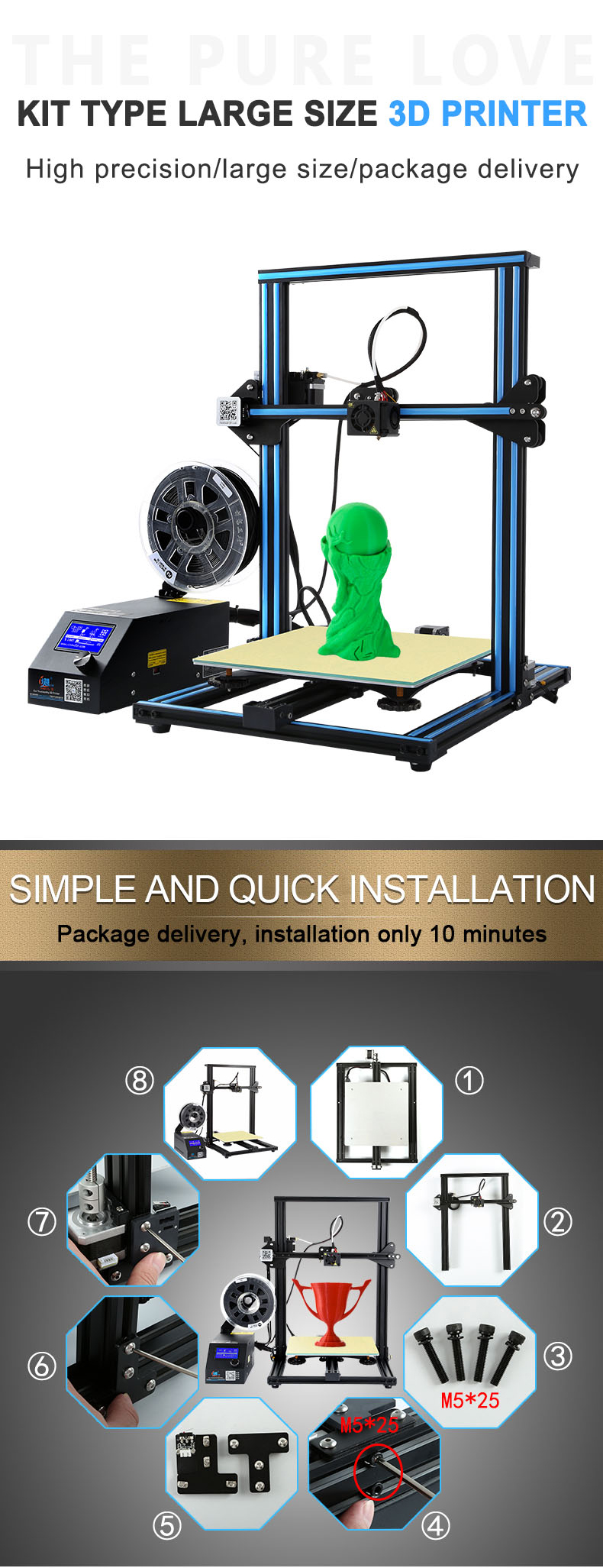 Creality Online Shop CR-10 S5