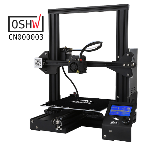 Official Creality3D Ender 3 DIY 3D Printer Kit