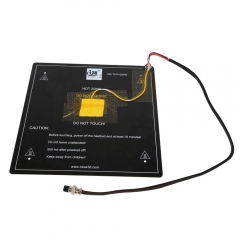 Creality 3D Hot Heated Bed Board With Wire For CREALITY 3D Printer CR-10 310 310 3mm 3D Priter Parts