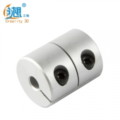 2pcs New Upgrade CR-10 Z-Axis 5x8x26mm Jaw Shaft Coupler 5mm To 8mm Flexible Rigid Coupling Router Connector