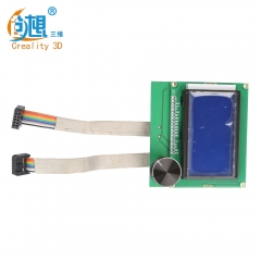 1pcs 12864 Display Screen 10Pin Flat Cables For CREALITY CR-10 CR-10S 3D Printer