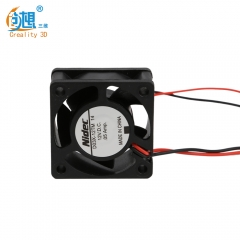Creality 3D Printer Parts CR-10 4025 Back Mainboard Fan 4025 12V DC Cooler Small Cooling Fan
