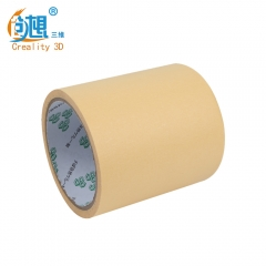 Factory Original Supply Heat Resisting Masking Tape 100mm Width Choose