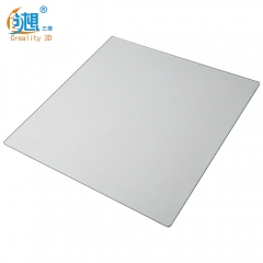 3D Printer Parts For Creality CR-10 Series Heated Bed Borosilicate Glass Plate Size 310/410/510*4mm Tempered Toughened