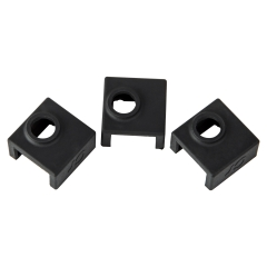 Creality Upgrade Heater Block Silicone Cover MK7/MK8/MK9 Hotend for Creality CR-10, 10S, 10S4, 10S5, Ender 3, CR20